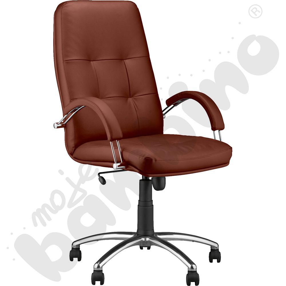 Krzesło Zenit czekoladowe