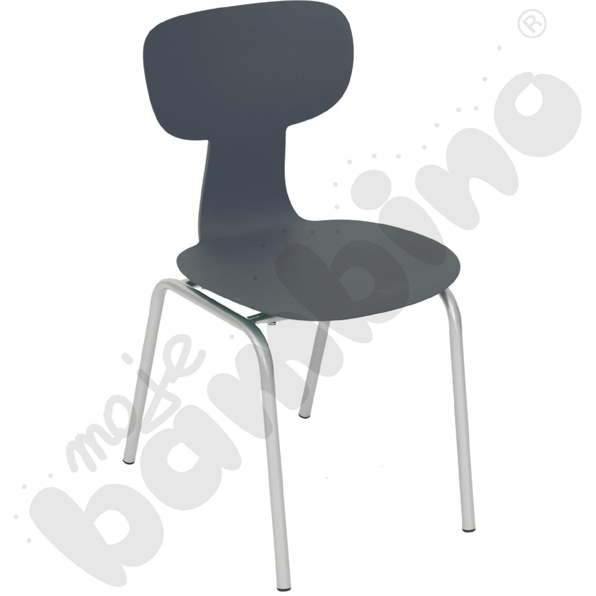 Krzesło Ergo rozm. 6 szare