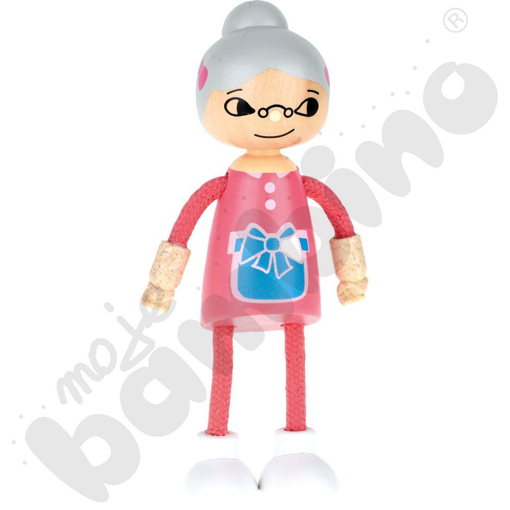 Figurka - babcia