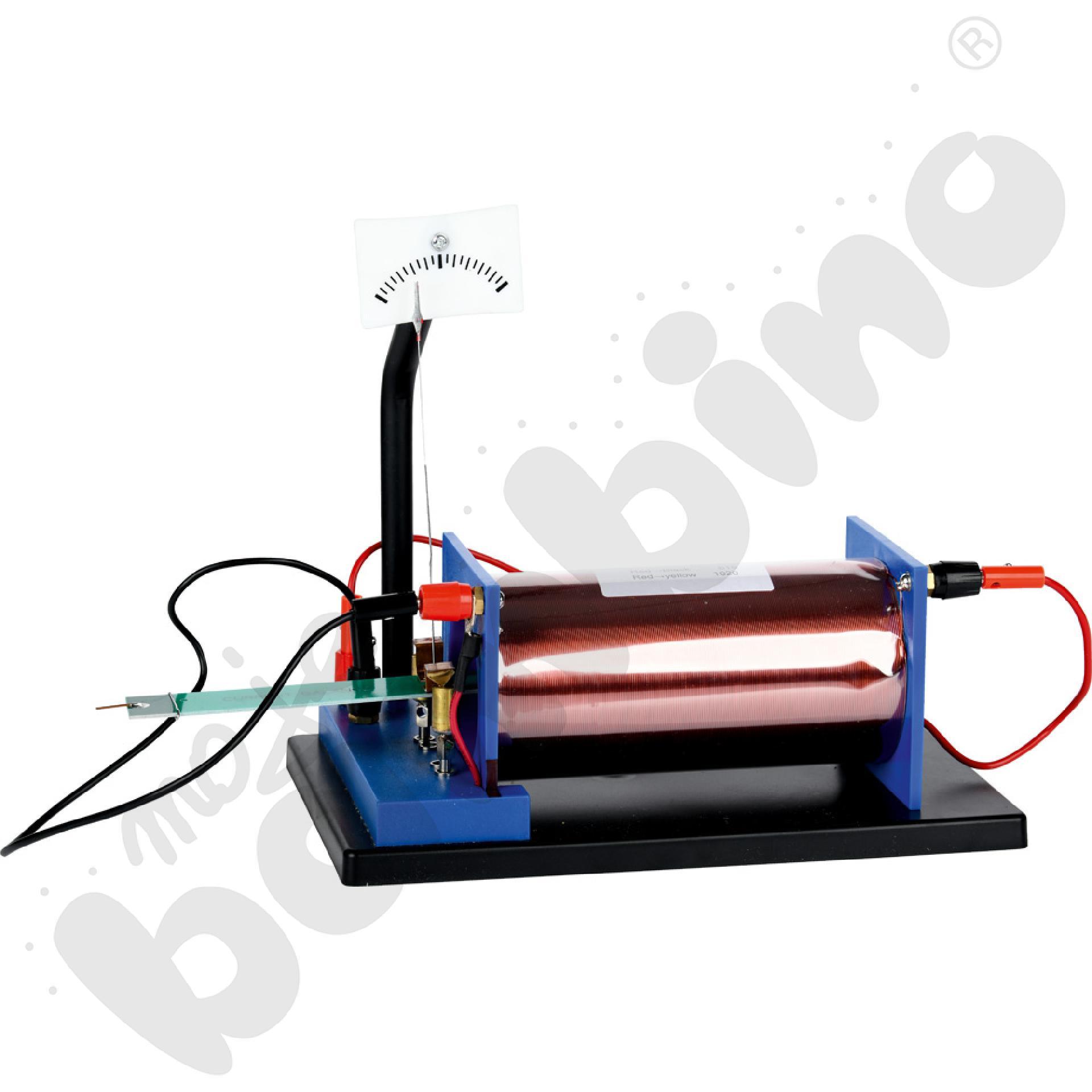 Model przepływu prądu w...