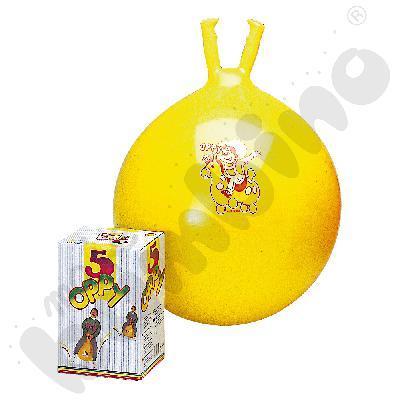 Piłka skacząca Oppy 50 cm