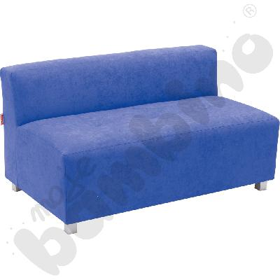 Kanapa duża - niebieska...
