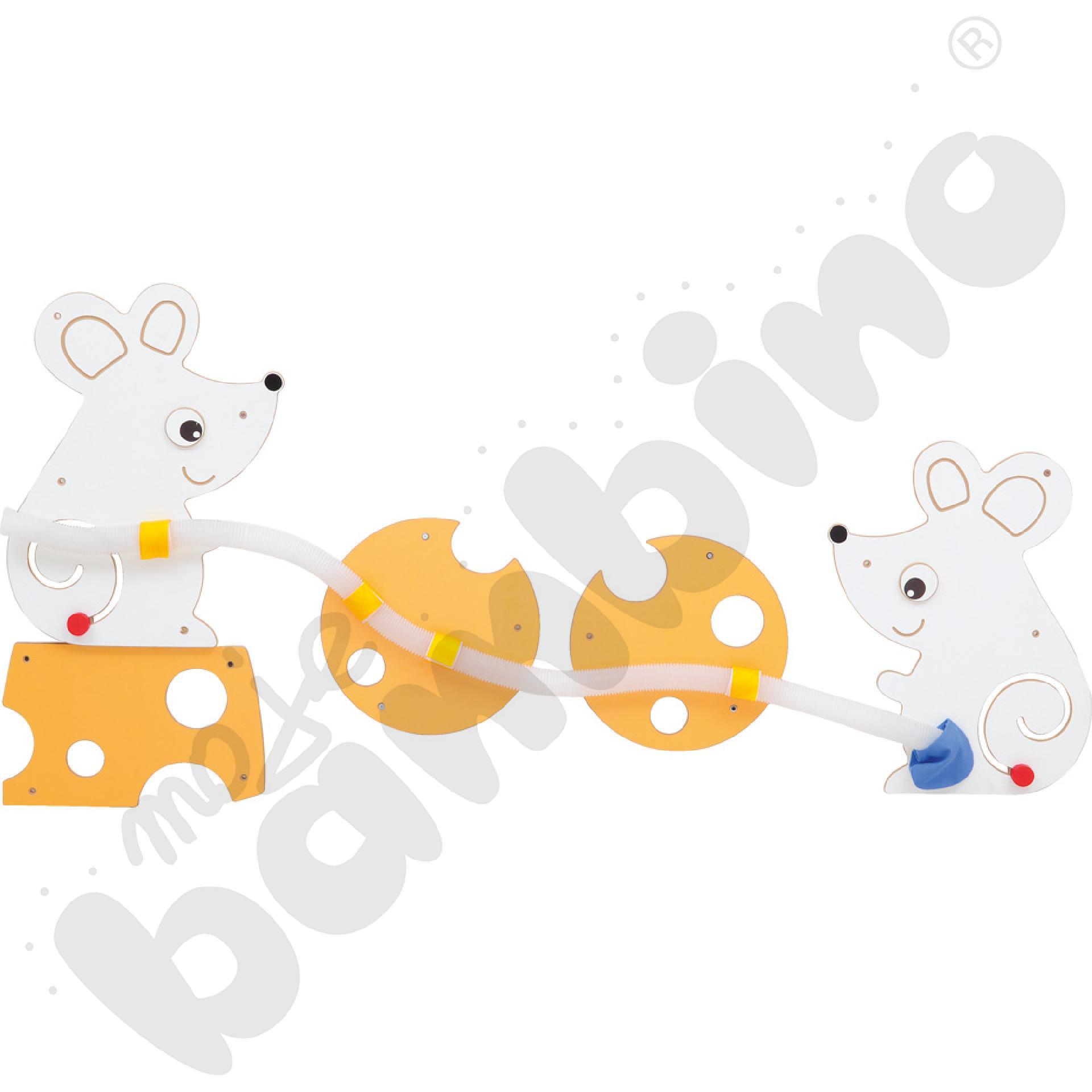 Myszki z kulodromem