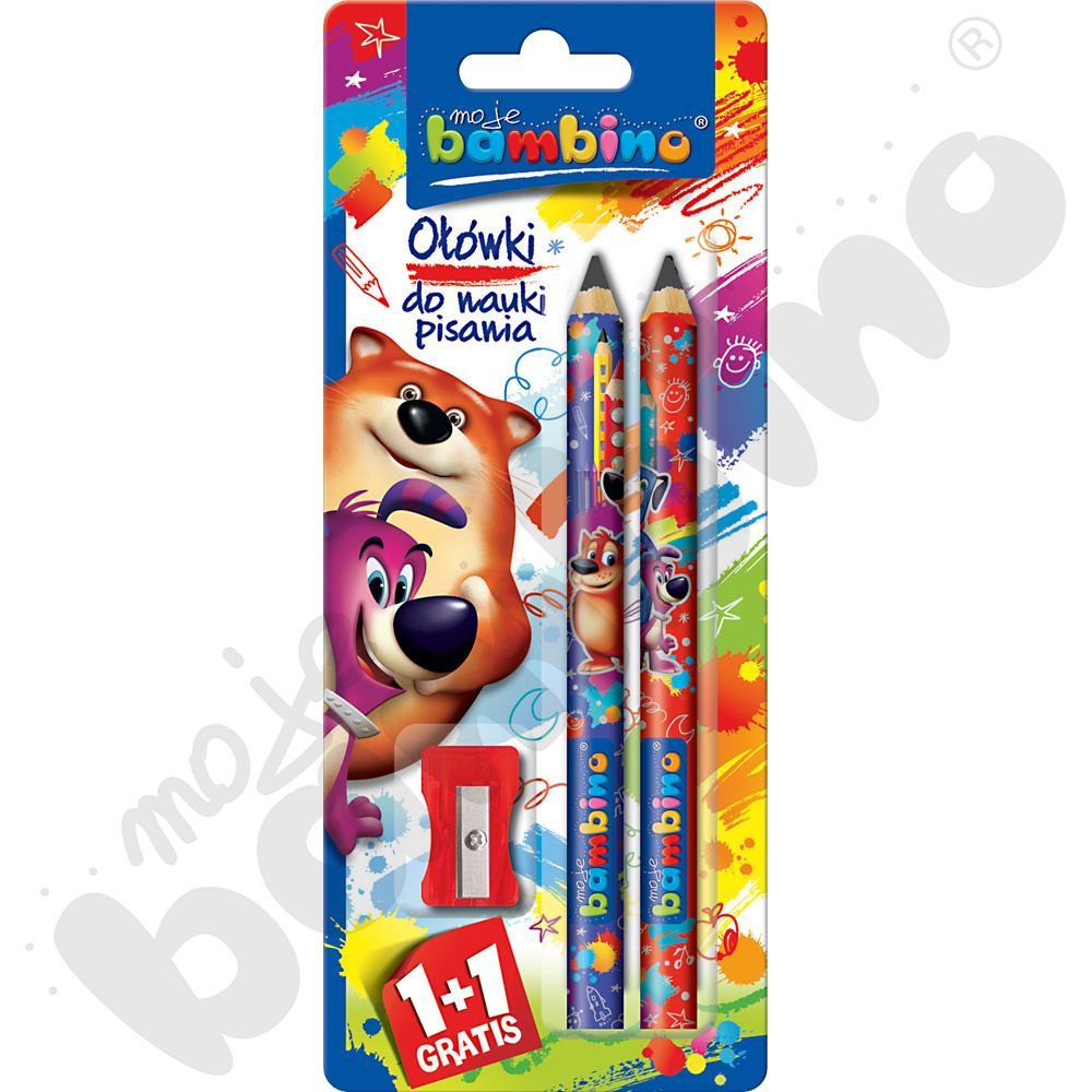 Ołówki do nauki pisania