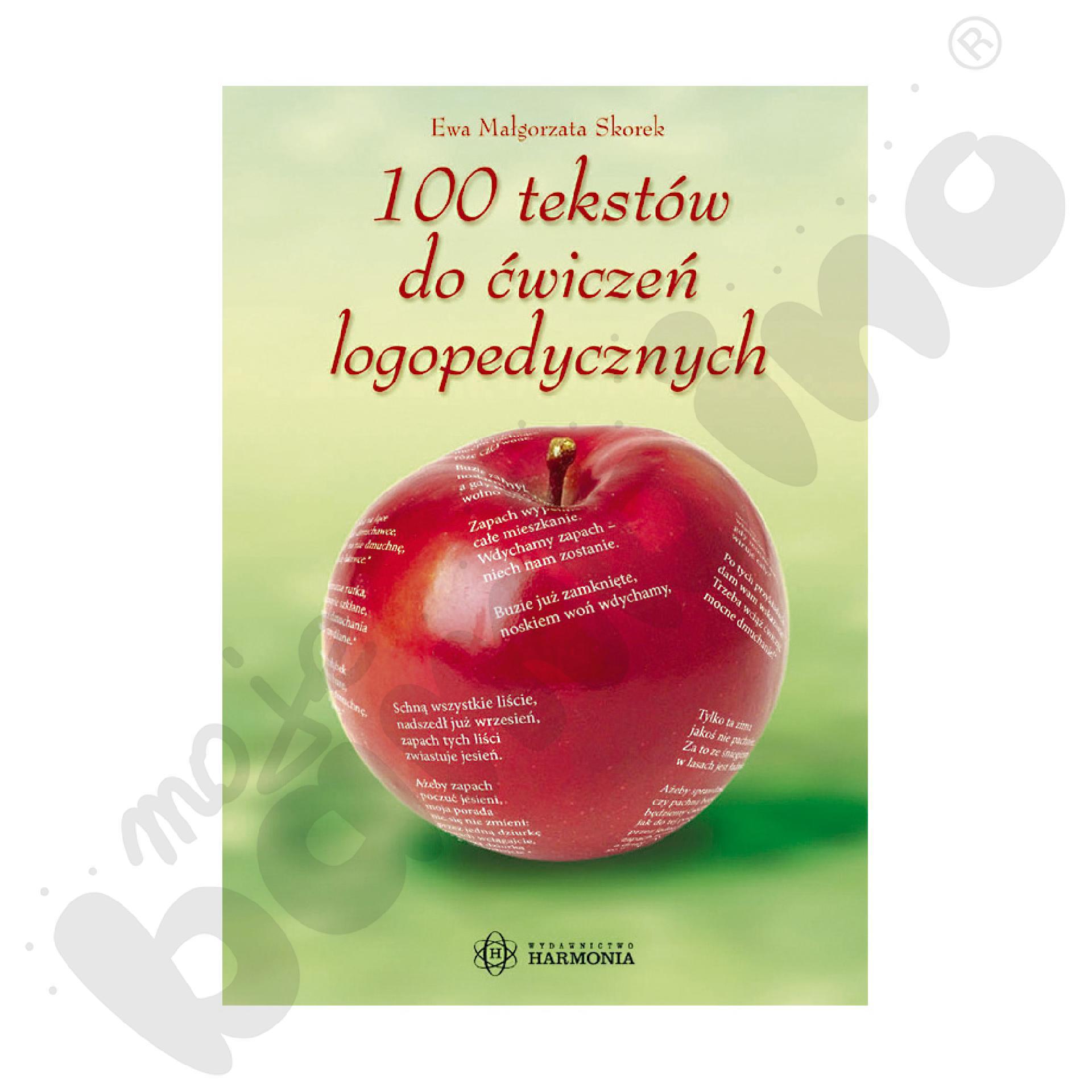 100 tekstów logopedycznych