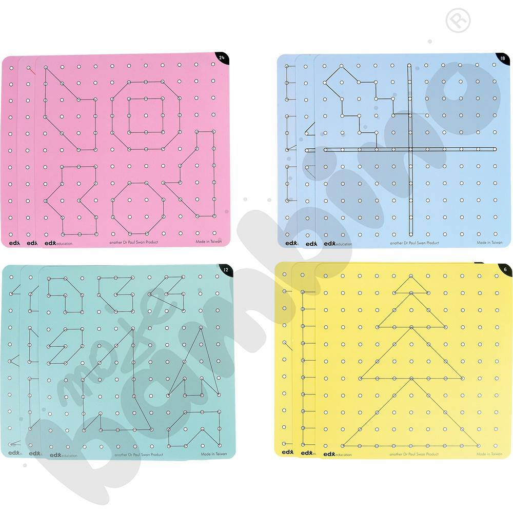 Karty do zadań geometrycznych