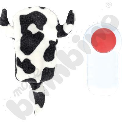 Wibrujący masażer - krowa