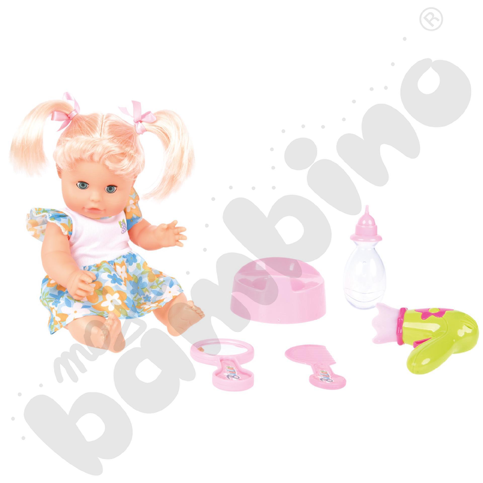 Lalka Jula - fryzjerka