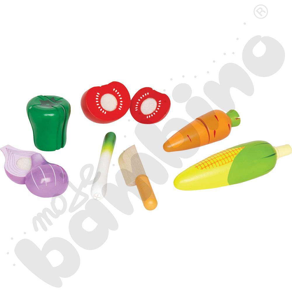 Zestaw warzywny