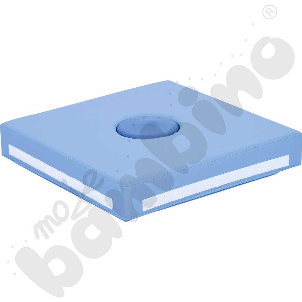 Materac kwadrat sensoryczno-manipulacyjny wys. 10 cm - MED