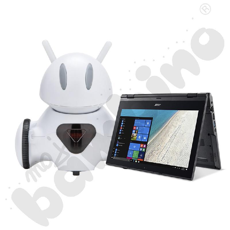 Zestaw: Robot Photon EDU z laptopem