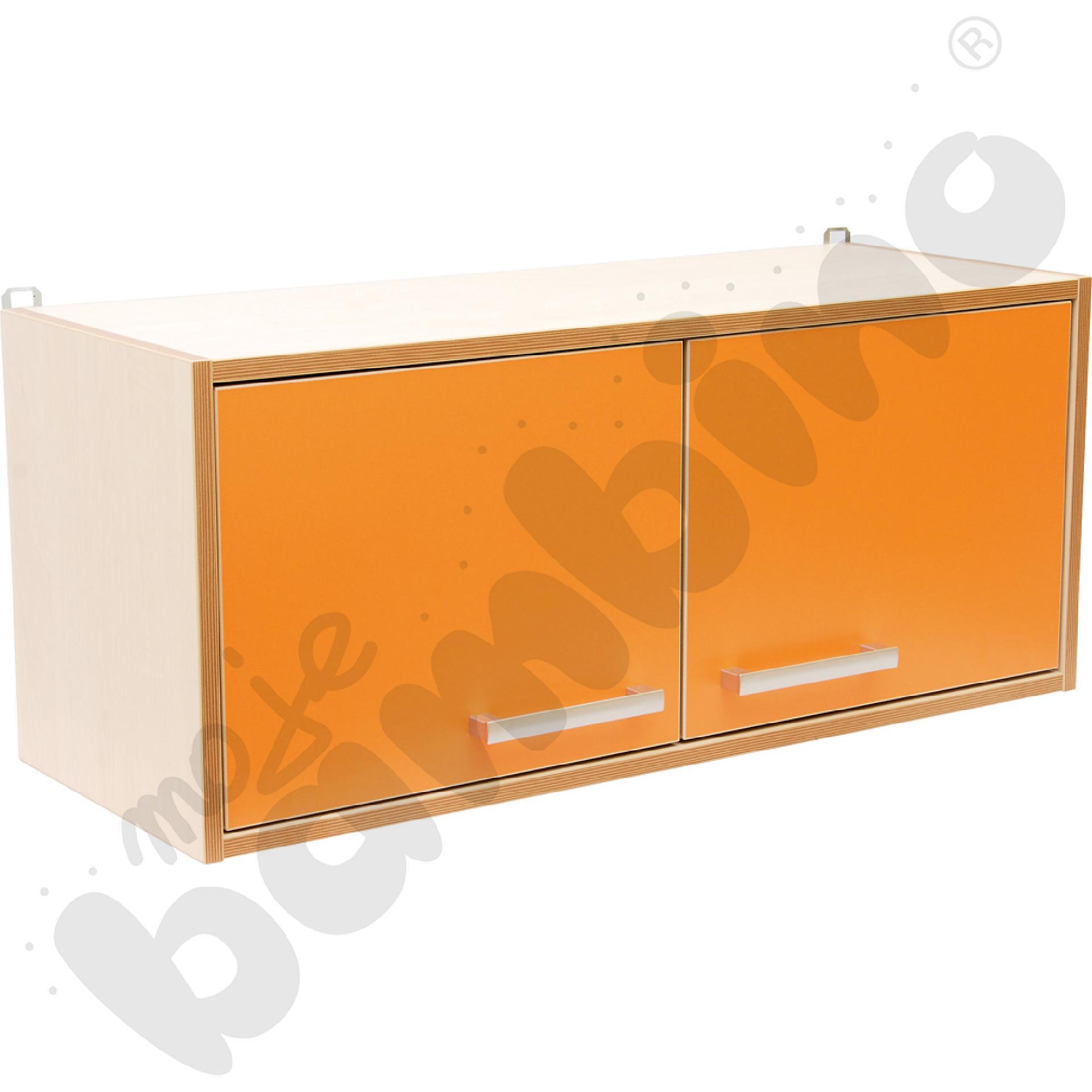 Drzwiczki do szafki wiszącej Premium - pomarańczowe