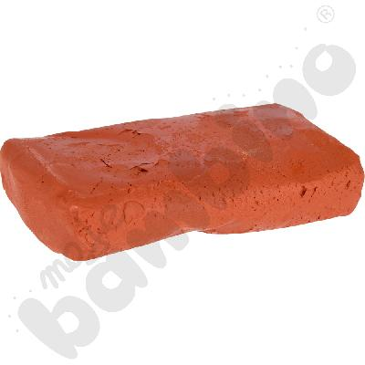 Glinka modelarska - czerwona