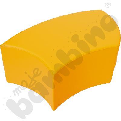Siedzisko Majka pomarańczowe