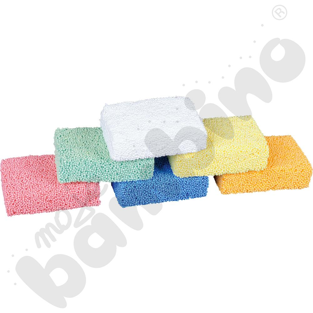 Piankowe kuleczki Play Foam - 6 kolorów