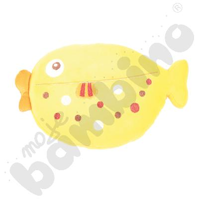 Poduszka FLAT rybka