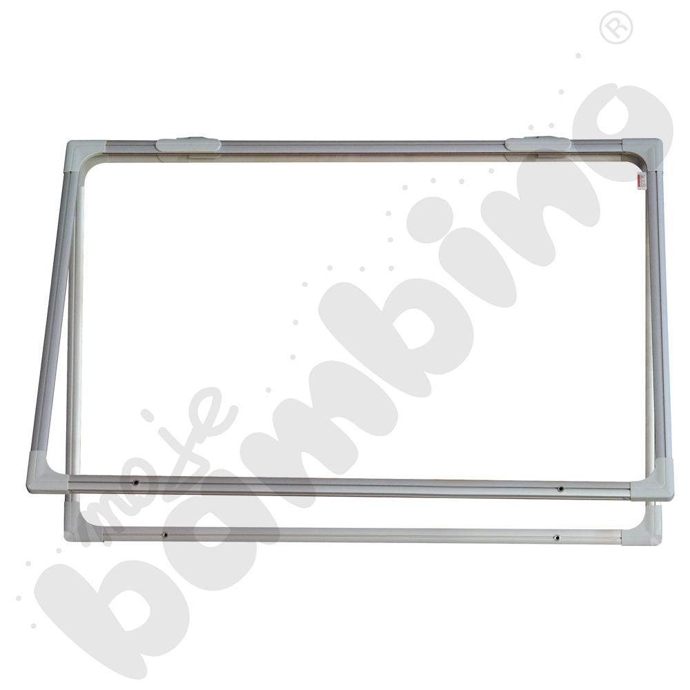 Gablota wewnętrzna otwierana do góry suchościeralno-magnetyczna 120 x 90 cm