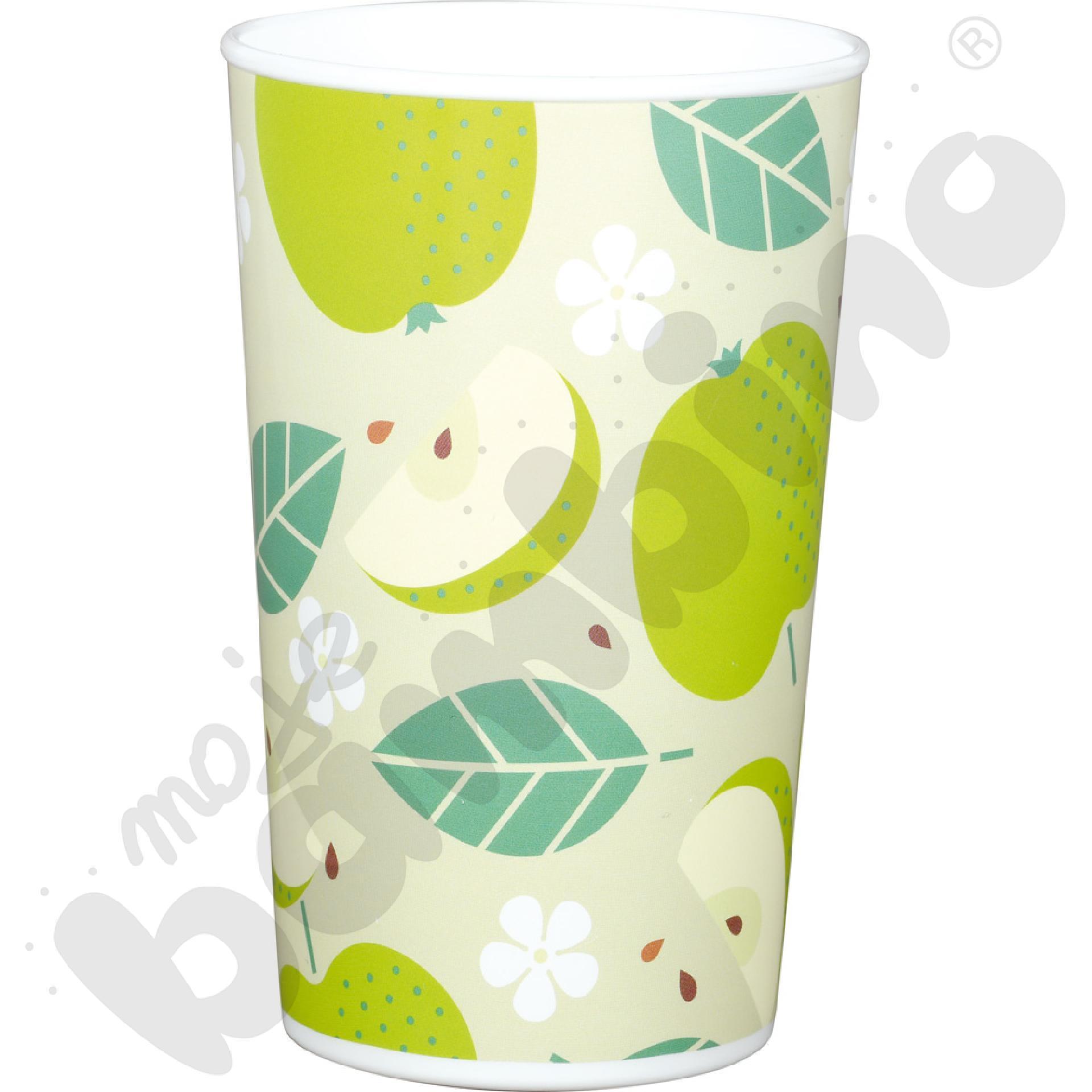 Kubek 250 ml - jabłka