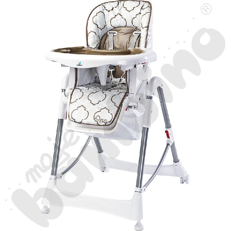 Krzesełko do karmienia ONE...
