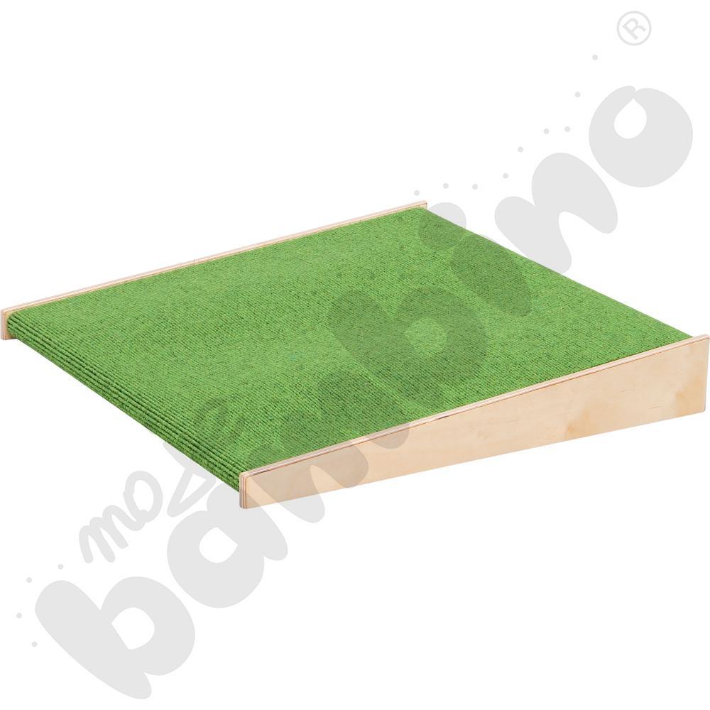 Podest trap - wys. 10 cm zielony