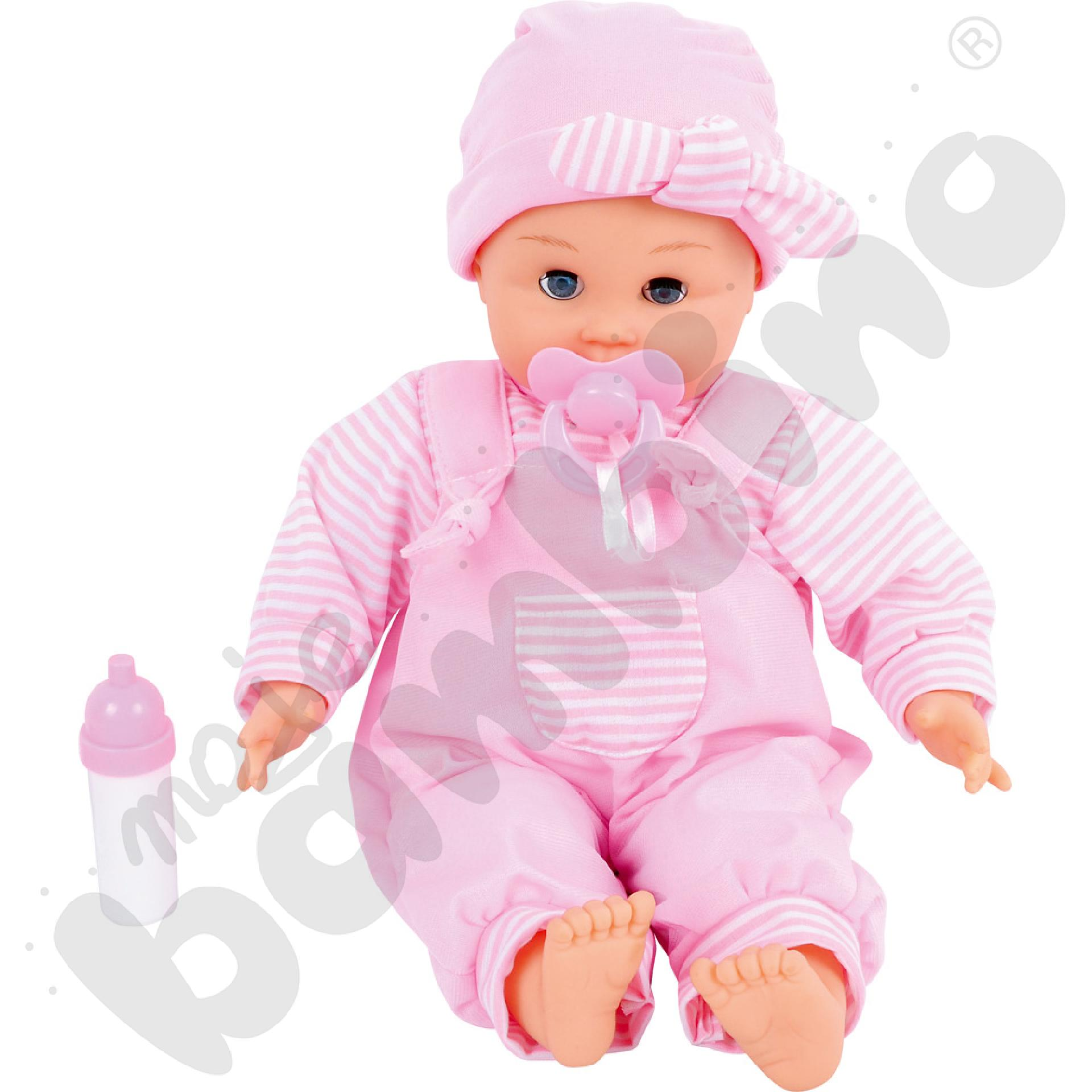 Oliwka - lalka z mimiką