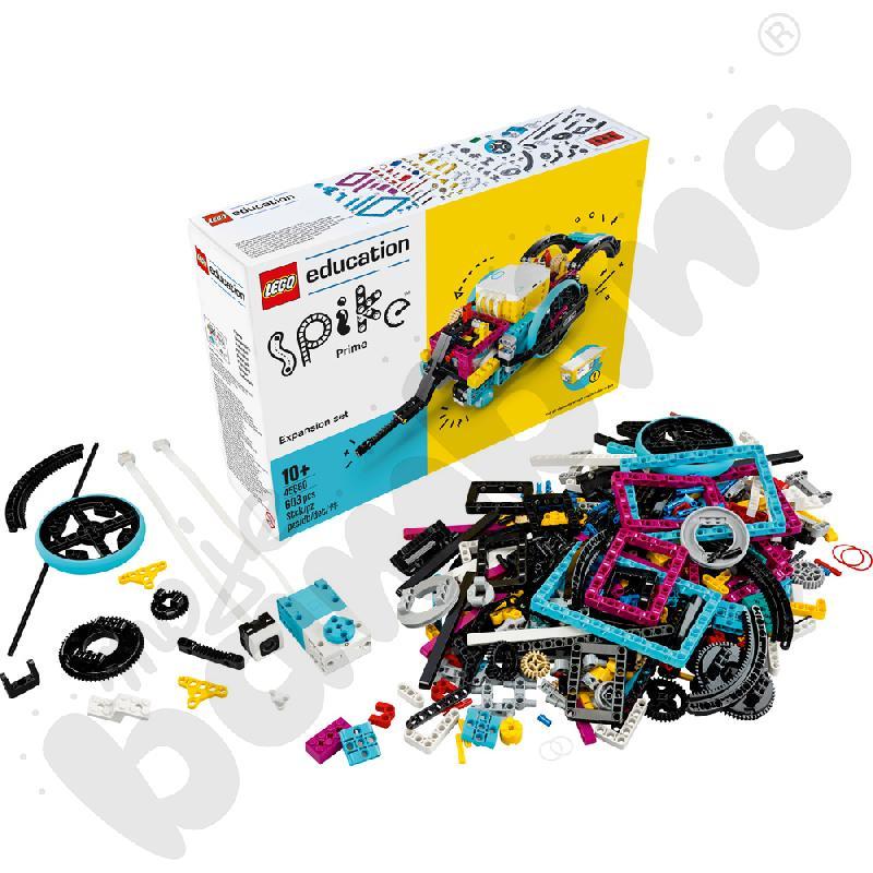 LEGO® Education SPIKE™ Prime - zestaw rozszerzający