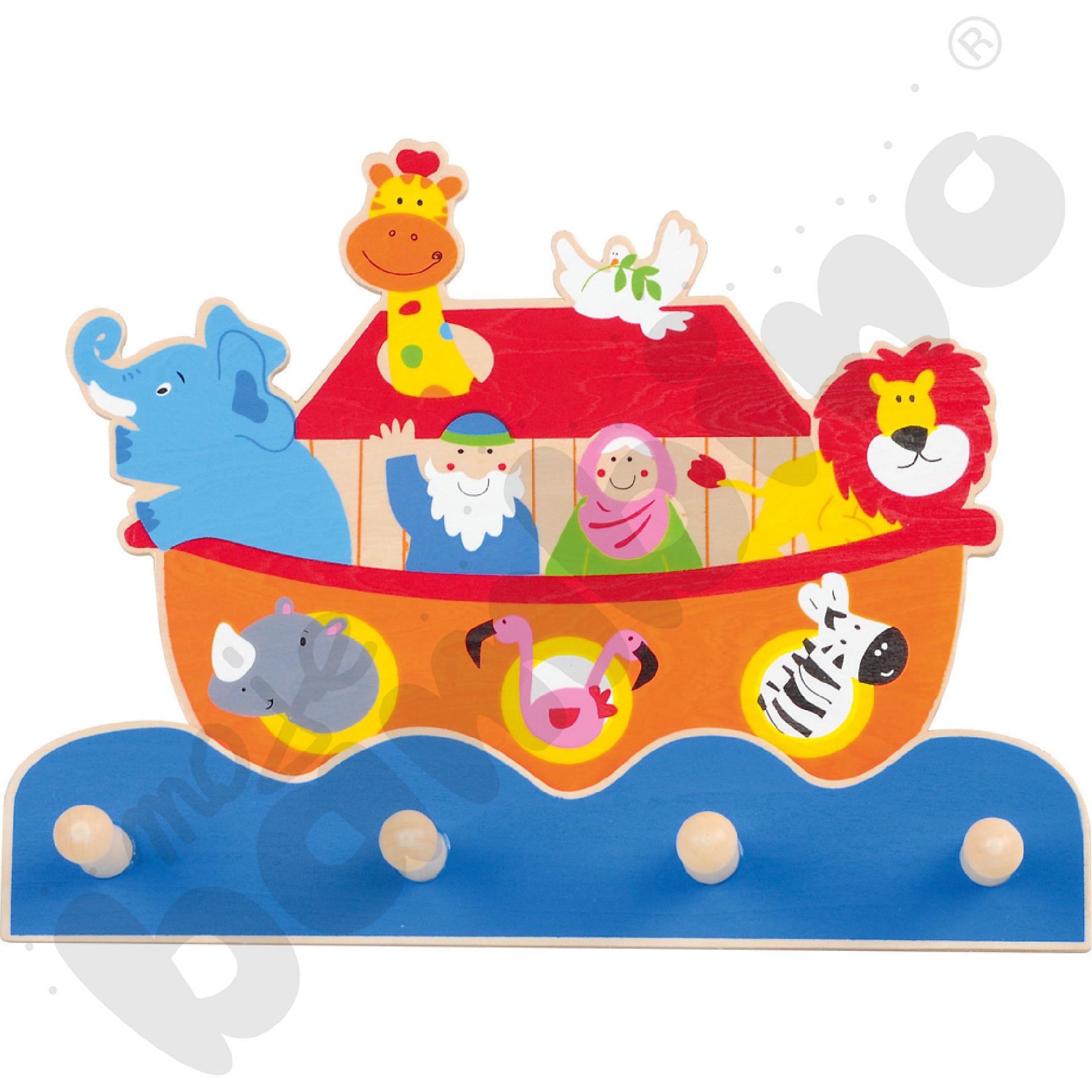Wieszak arka Noego