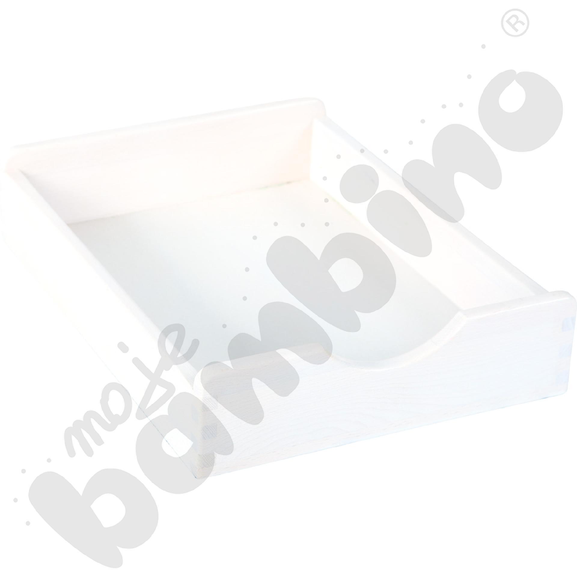 Szuflada biała