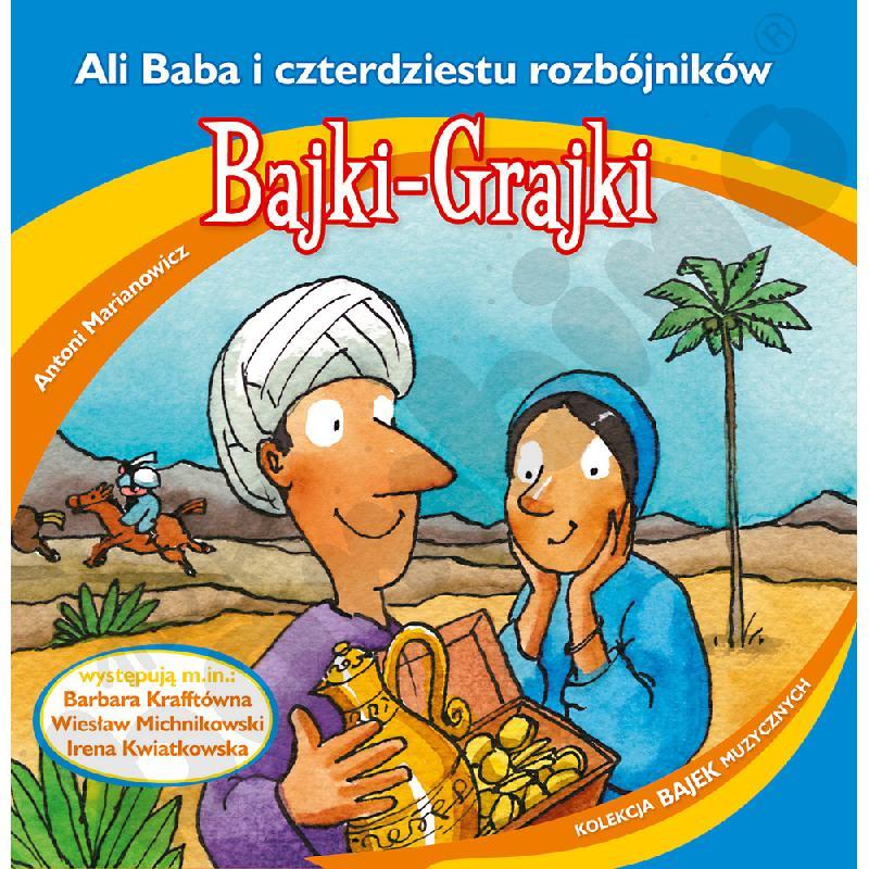 Ali Baba i 40 rozbójników