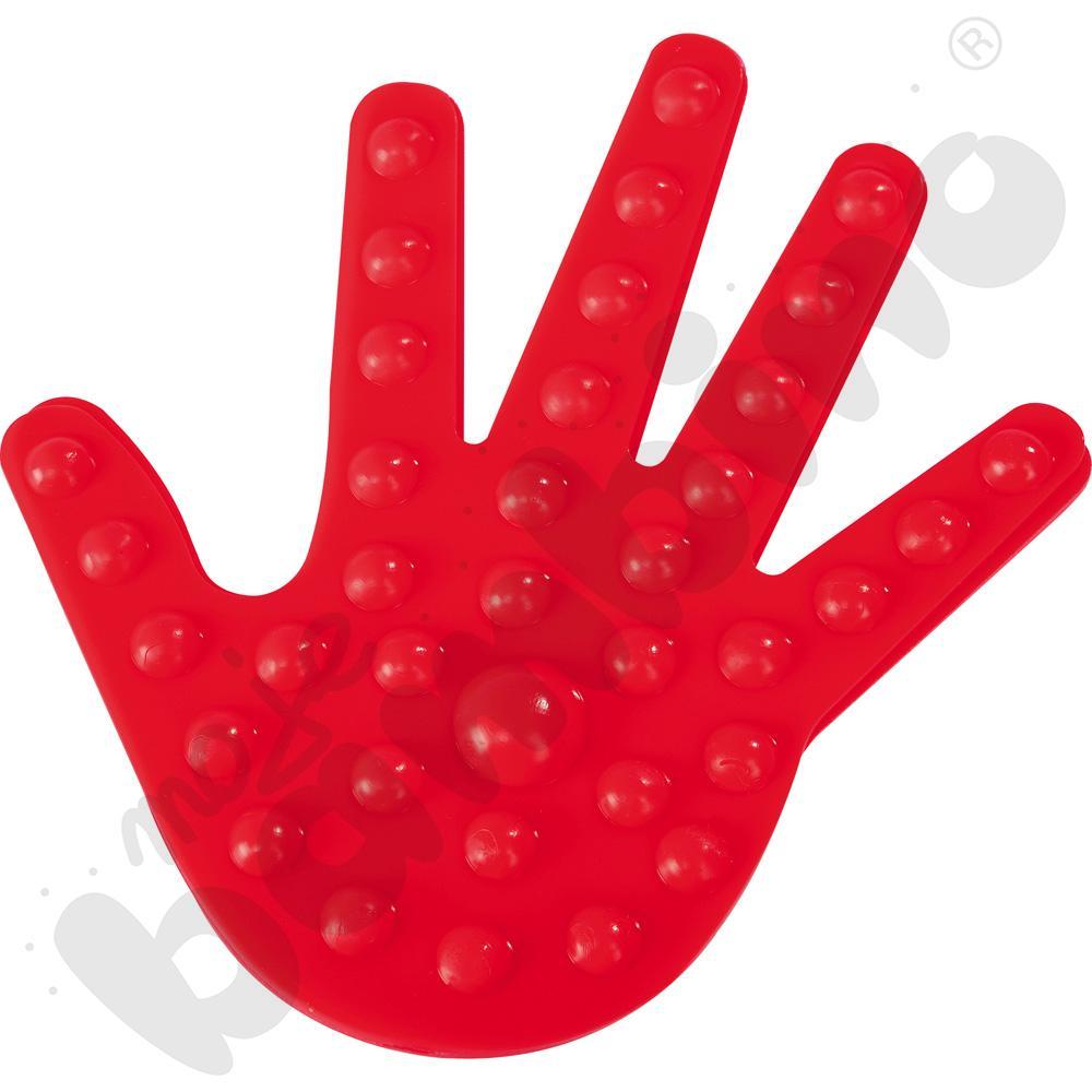 Fakturowe dłonie