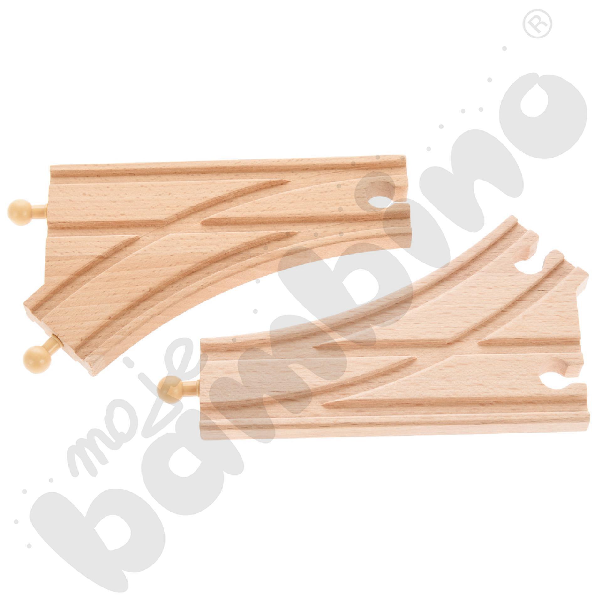 Drewniane tory - uzupełnienie 10
