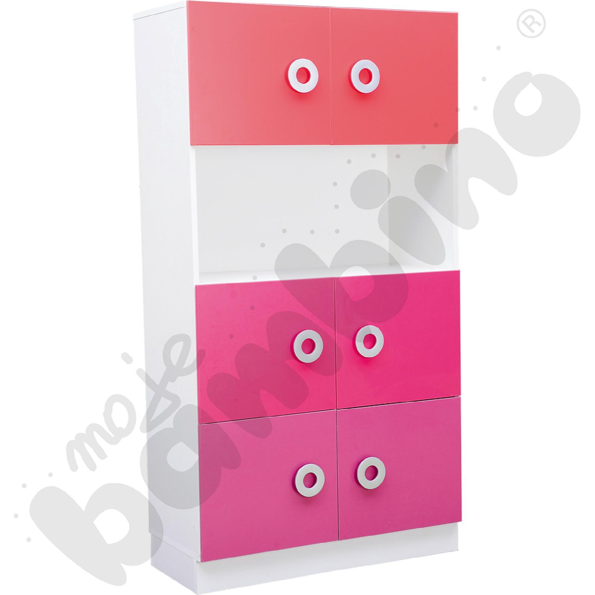Colores szafa na małe drzwiczki