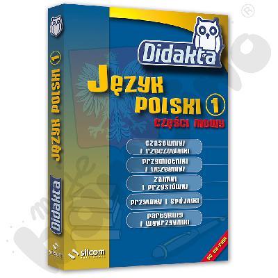 Didakta - Język polski 1