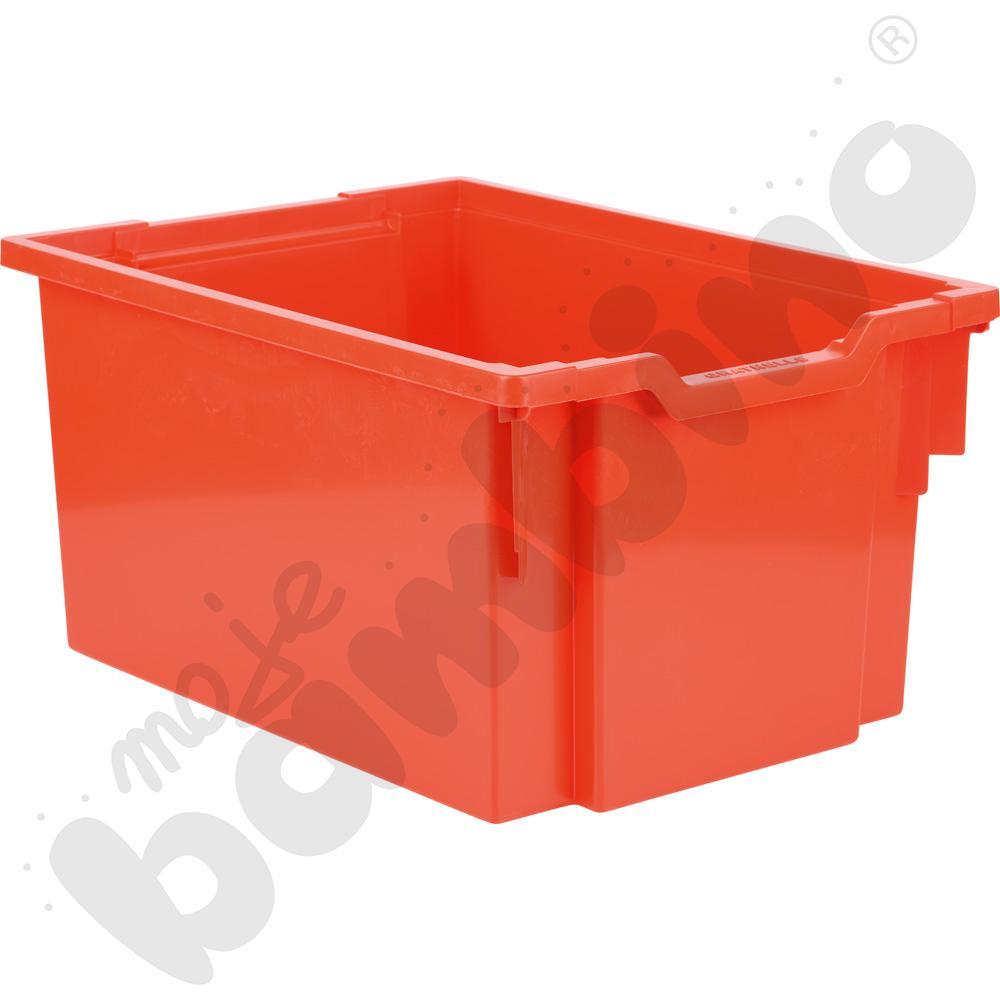 Pojemnik duży 3 - czerwony