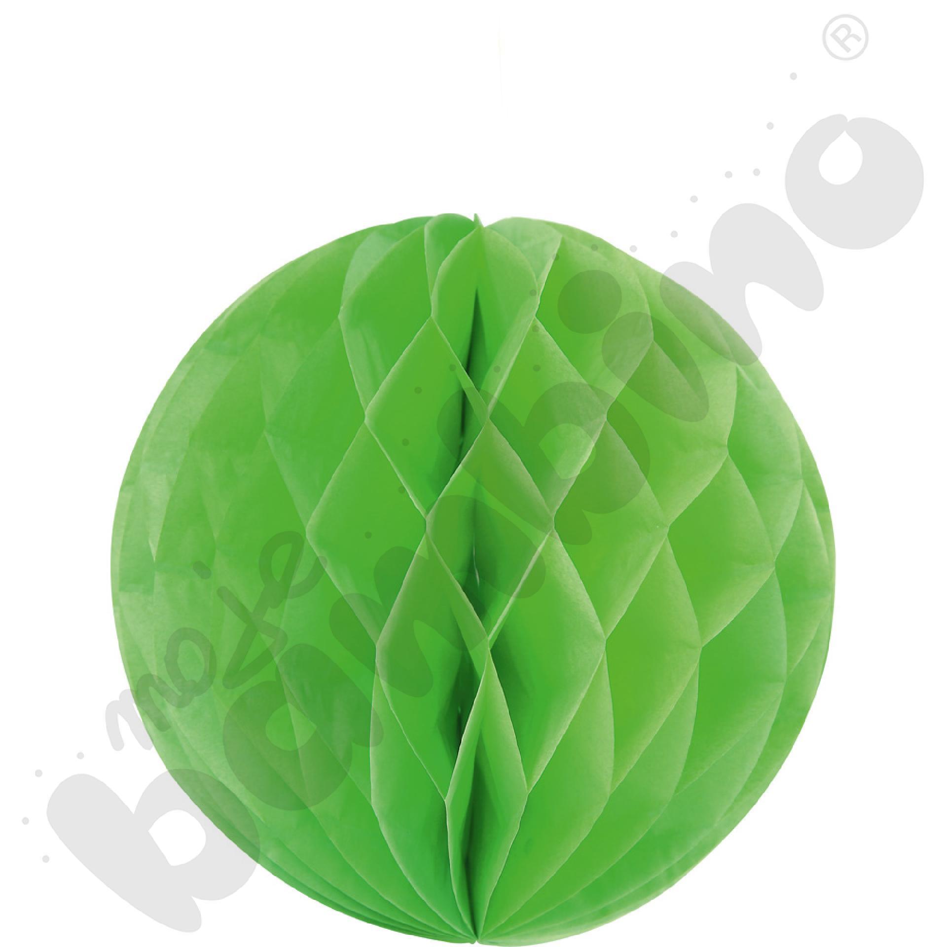Bombka - zielona