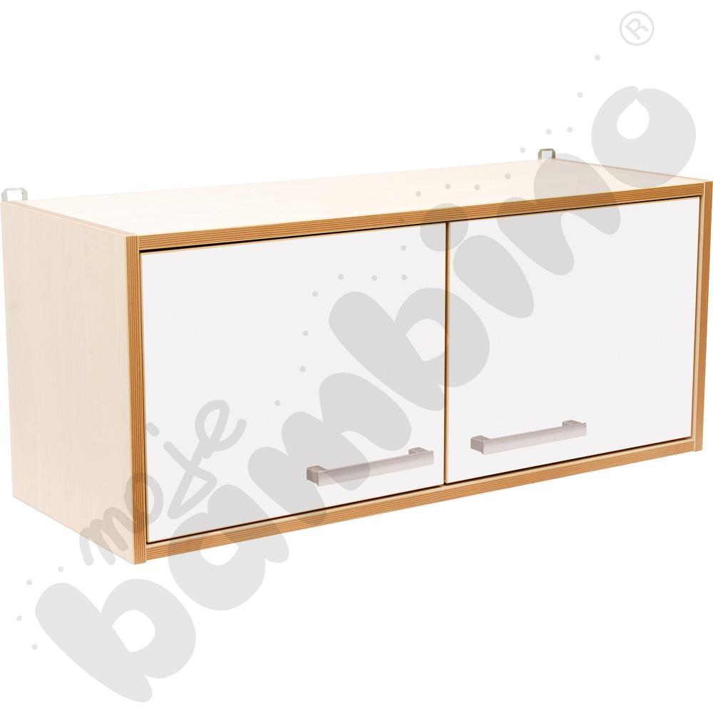 Drzwiczki do szafki wiszącej Premium - białe