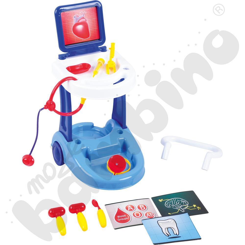 Medyczny wózek