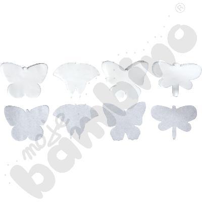 Bibułkowe motyle
