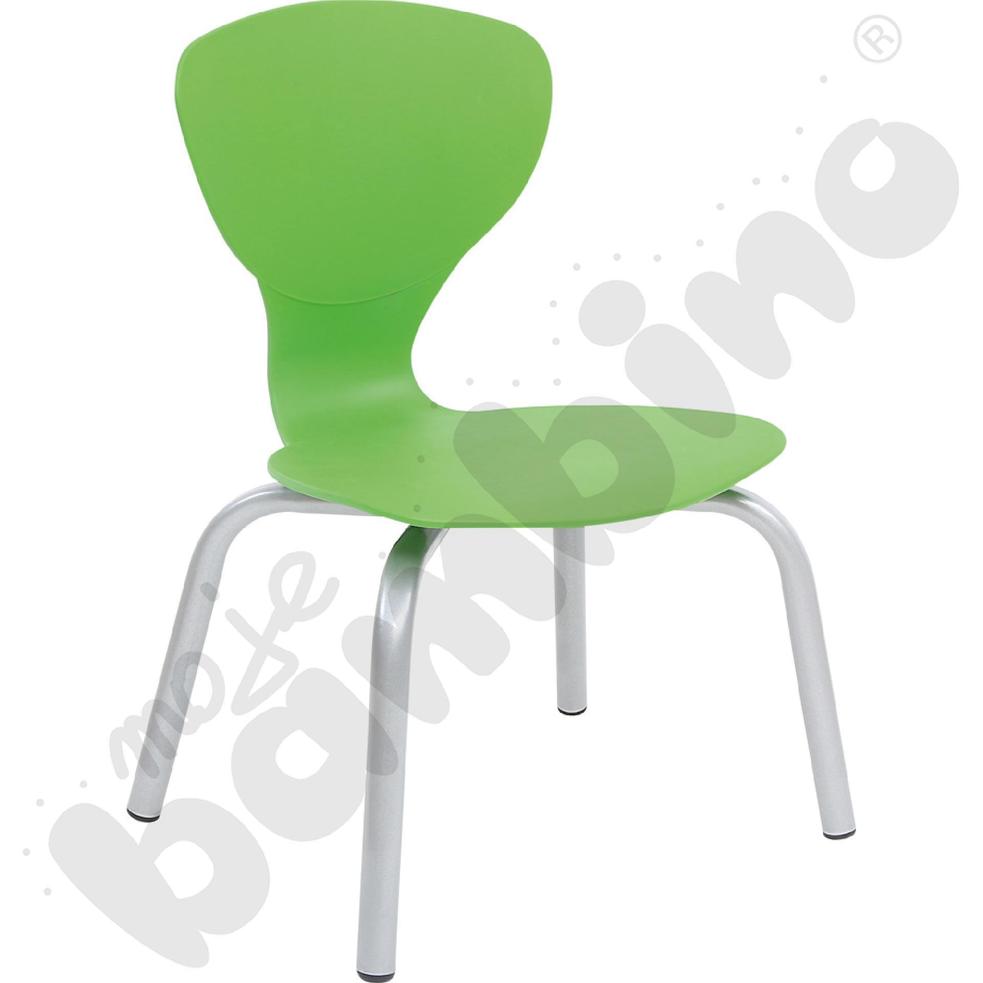 Krzesło Flexi zielone rozm. 4