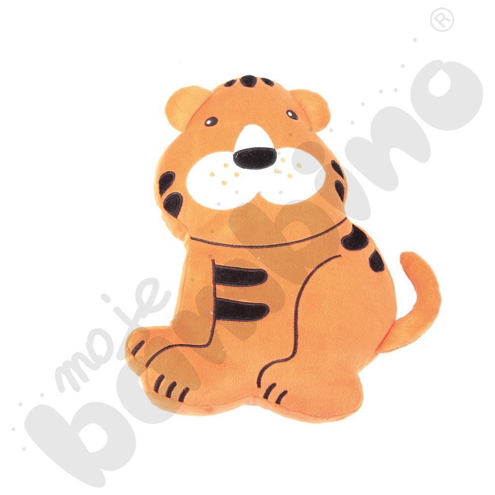 Poduszka FLAT tygrys
