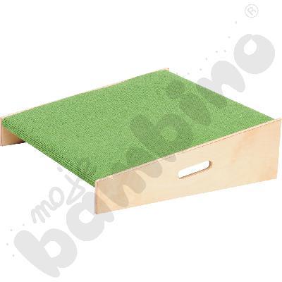 Podest trap - wys. 20 cm zielony