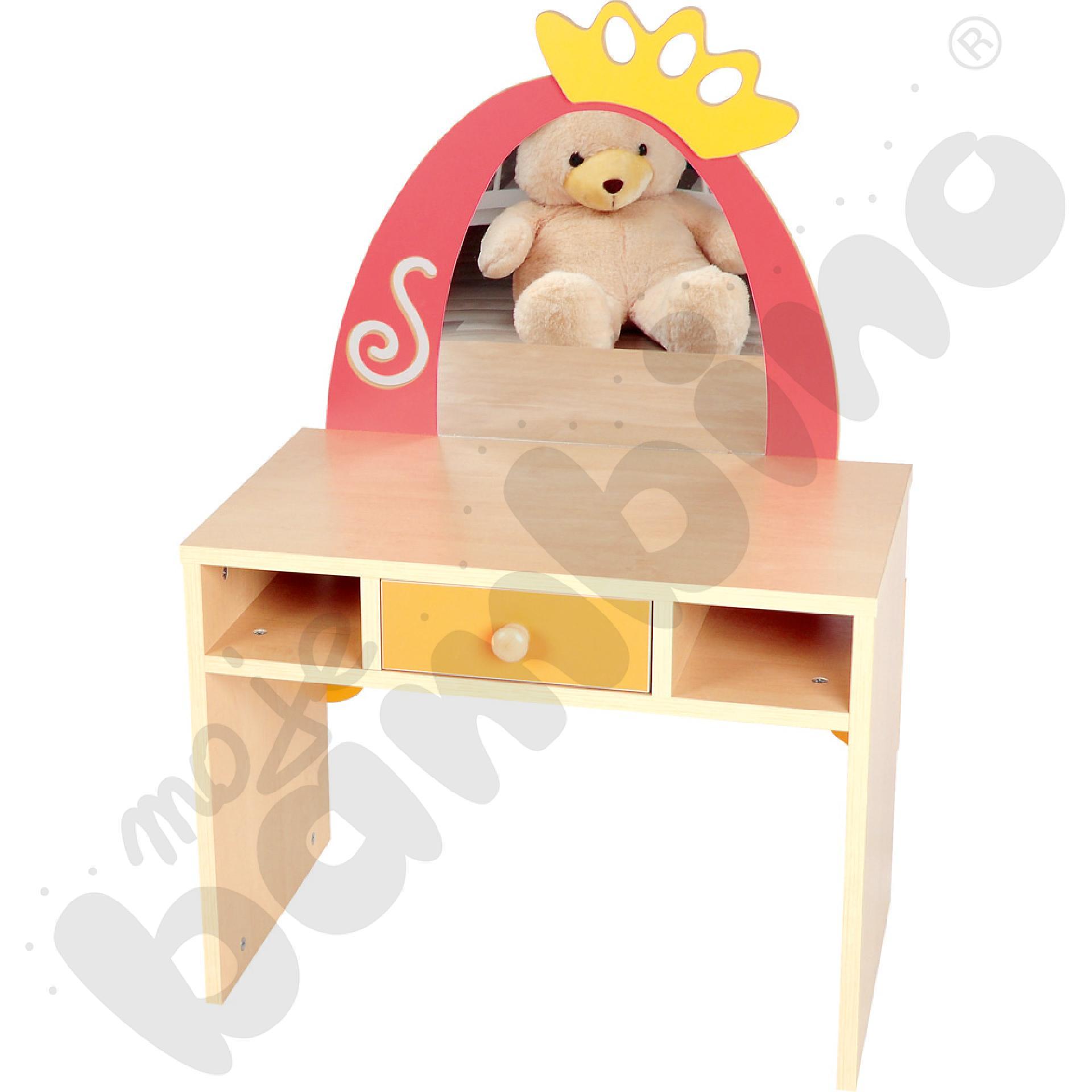 Toaletka księżniczki