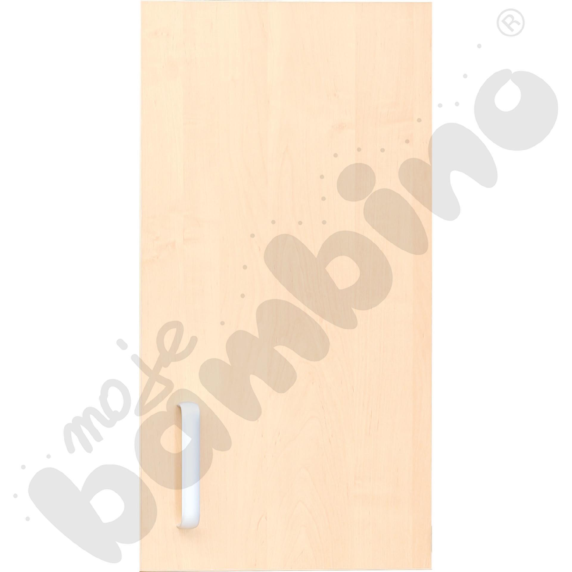 Drzwiczki do nadstawki (099190) prawe - brzozowe