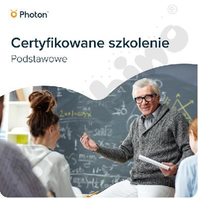 Photon - Certyfikowane szkolenie dla początkujących