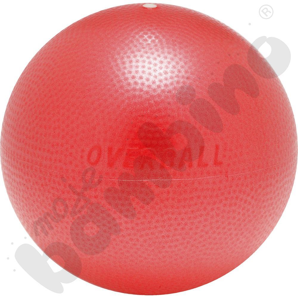 Piłka Overball - czerwona