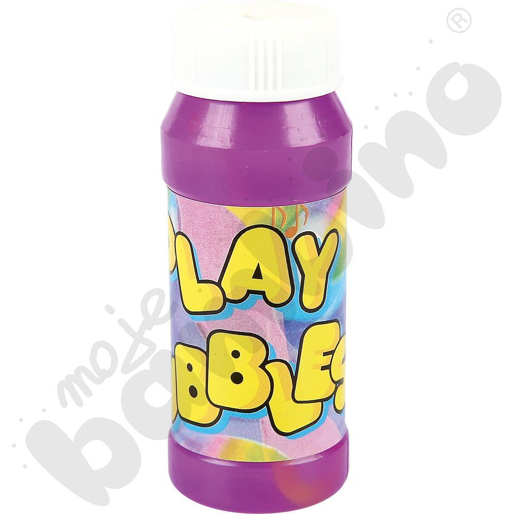 Małe bańki mydlane