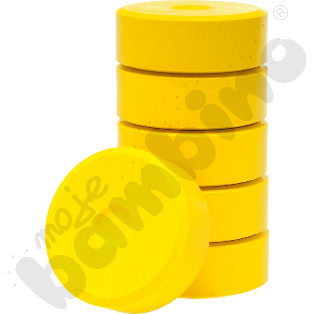 Farby w pastylce - żółte 6...