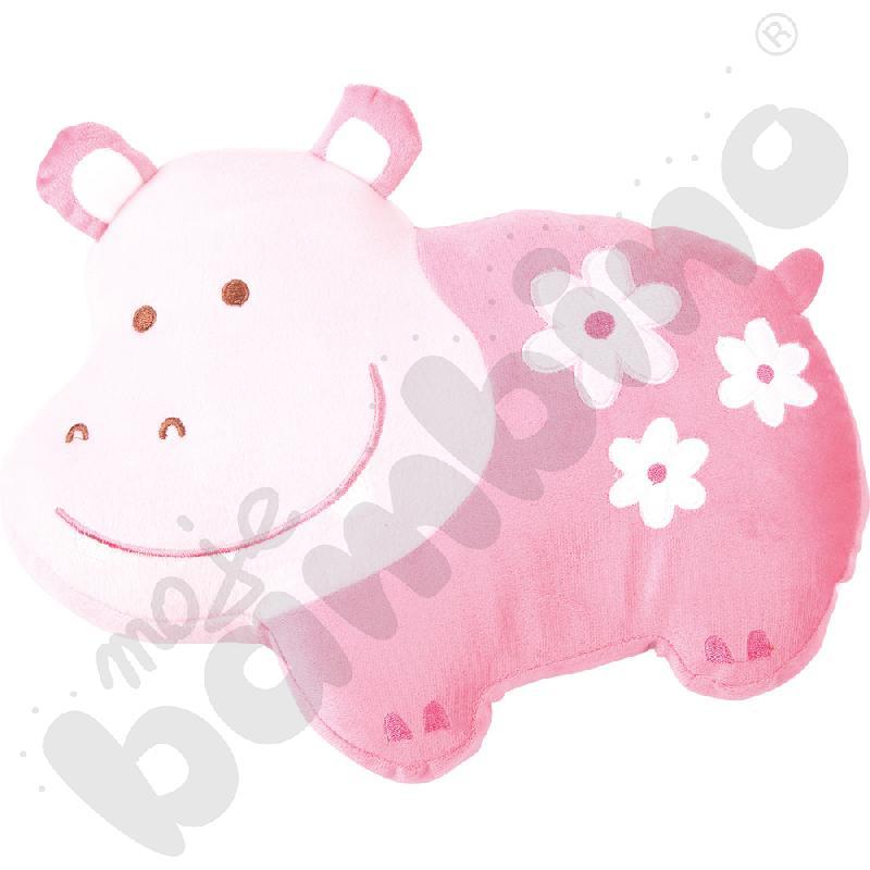 Poduszka FLAT hipopotam