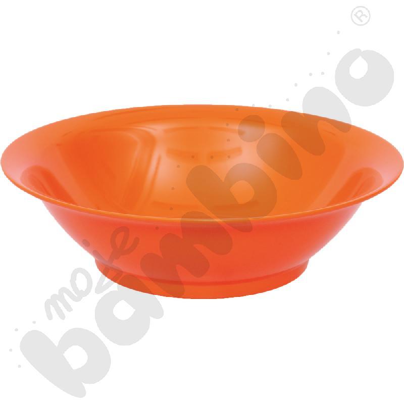 Miska 16,5 cm - pomarańczowa
