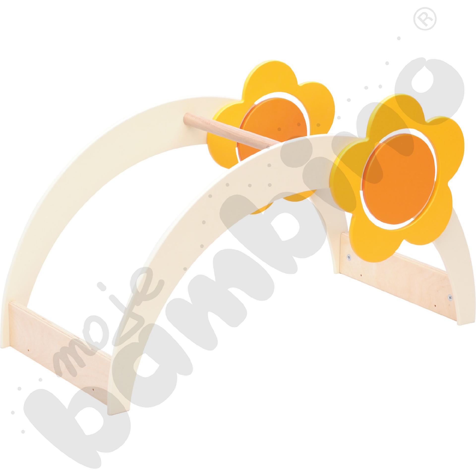 Daszek - z kwiatkiem